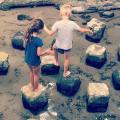 Een regenbooggezin: deze twee kindjes hebben twee papa's!