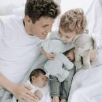 Jaap Reesema klapt in dit interview uit de school over het ouderschap!