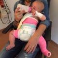 Baby Viënn heeft heupluxatie. De oplossing is een Salter Osteotomie. Watte?!