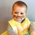 Hannekes zoontje Sam bleef stilstaan in de groeicurve, ondanks zijn enorme inname van calorieën