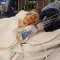 Het leven van newborn Mason hing twee keer aan een zijden draadje door het RS-virus…