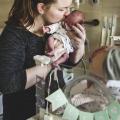 Bevallingsverhaal: een zwangerschapsvergiftiging betekende voor ons dat ons dochtertje met 30 weken moest komen…
