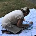Met 28 weken ben ik bevallen van een prematuur op een vakantie-eiland, DEEL II