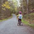 Draagt jouw kind wel of geen helm op de fiets?