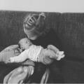 Alles ging goed met onze newborn tot die ene nacht…