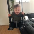 Mijn baby'tje met Down is echt fantastisch!