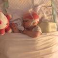 Onze dochter kreeg met 4.5 maanden een hersenbloeding