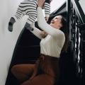 Daar was baby Seth, ik kwam er snel achter dat ik het moederschap niet in mijn eentje kon