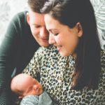 Blogster Cherith stelt haar gezin voor