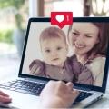 Social media: je kind herkenbaar in beeld of niet?!