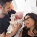 Bevallingsverhaal: Mirjam Hart had drie totaal verschillende bevallingen!
