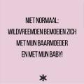 Niet normaal: wildvreemden bemoeien zich met mijn baarmoeder en met mijn baby!