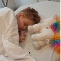 Thuis zijn met doodziek kind voelt zo eng…