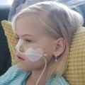 Mijn dochter heeft leukemie en moet een sonde, omdat ze te mager wordt