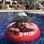 Even terugblikken op de vakantie met een baby