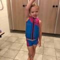 Hoe zwemles er bij ons uitziet…