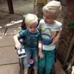 Mijn kinderen hebben het Ehlers Danlos Syndroom van mij geërfd
