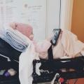 Kleine Nikki kreeg een grote complicatie bij haar chemo