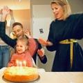 Het was weer zover: wij moesten naar een kinderverjaardag…
