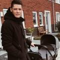 Papa Jonathan vertelt over de bevalling en heeft echt een leuke tip voor vaders-to-be