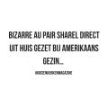 Bizarre au pair Sharel direct uit huis gezet bij Amerikaans gezin