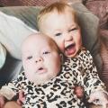 Mijn zoontje was 8 weken oud toen ik weer een zwangerschapstest deed…