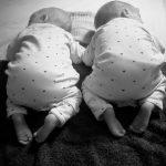 Mijn baby's zijn buikslapers, dag en nacht en dit voelt goed!