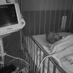 Baby Lissa heeft keer op keer het RS-virus in een zeer heftige mate!