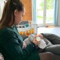 Linn is ter wereld gekomen met 30 weken, maar wat een strijder!