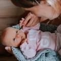 Baby Livia groeide erg slecht, eindelijk vond de arts de oorzaak