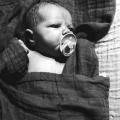 """Geboorteverhaal Noï: """"De bevalling was begonnen, terwijl er boven in huis  brand onstond…"""""""
