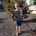Het heftigste moment in Amerika: mijn kindje van 5 jaar alleen de school in laten lopen