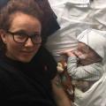 Baby Jayme moest eind april toch aan het zuurstof
