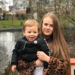 Zoë raakte zwanger op haar zeventiende en vertelt haar geboorteverhaal