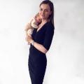 """Geboorteverhaal: """"Mijn tweede baby is exact evenlang en – zwaar als haar zus bij de eerste bevalling"""""""