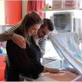 Vienna werd te vroeg geboren, na 7 weken ziekenhuis mocht ze eindelijk naar huis