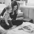 Ik was 21 weken zwanger, maar ik had een raar gevoel sinds de laatste controle…