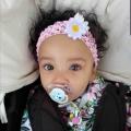 In het ziekenhuis aangekomen wisten de artsen één ding zeker: het was erop of eronder voor baby Michelle