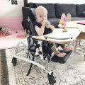 Lux is 20 maanden, maar in de praktijk nog maar een baby van 9 maanden