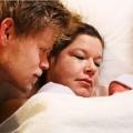"""Bevallingsverhaal: """"Ik zette op natuurlijke wijze onze eeneiige tweeling op de wereld"""""""