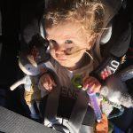 Ongelofelijk: Jayme heeft SMA, maar kan dankzij Zolgensma in zitstand in de kinderwagen