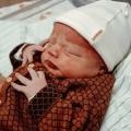 Mijn kindje draaide in mijn buik tíjdens de bevalling