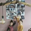 Dit is zo mooi en persoonlijk aan de muur: fototegels met magneetjes