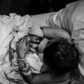 Geboortefotograaf Rayke was bloednerveus voor haar eerst keer fotograferen