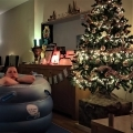 Bevallen onder de kerstboom, Daisy deed het