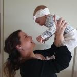 Rond kersttijd werd onze dochter met 30 weken geboren