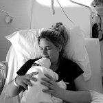 Ik voelde al tijdens de zwangerschap en vlak na de geboorte dat het niet goed zat bij baby Loek, noem het intuïtie