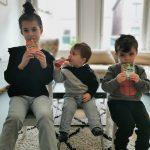 Gezonde en verantwoorde tussendoortjes: voor baby's, peuters, kids en ouders