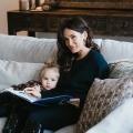 """Saar Koningsberger: """"Scottie moest gereanimeerd worden bij de geboorte, want ze ademde niet"""""""