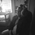 """Bevallingsverhaal: """"Ik liep poedeltje naakt door het huis mijn weeën op  te vangen"""""""